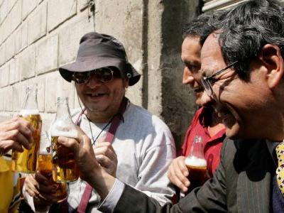 Mexico City wants to ban the sale of cold beer to crack down on public drinking, and people are outraged