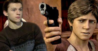 Uncharted Movie Gets Tom Holland as Young Nathan DrakeDirector