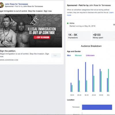 Facebook Just Created a Giant Public Database of Online Political Ads