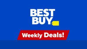 Best Buy's latest discounts include games, smart TVs, and smart-home essentials