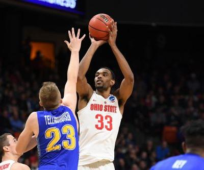 Ohio State's three-point approach helps set up NCAA tournament rematch with Gonzaga