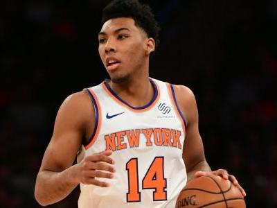 Knicks, Allonzo Trier reportedly agree to 2-year deal