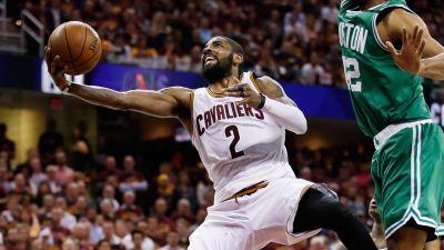 WATCH: Kyrie Irving Goes Off For 21 Points in Third Quarter