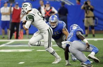 Lions handle Hackenberg, beat Jets 16-6