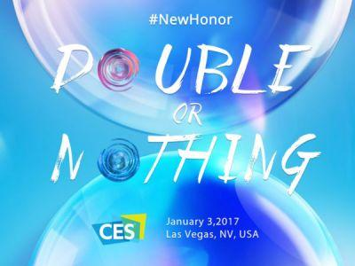 """Honor USA Tweets New """"Epic"""" Phone Unveiling At CES 2017"""