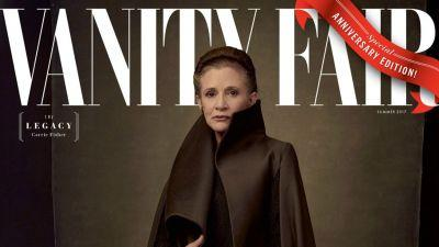Must Read: Pippa Middleton's Wedding Dress a Boon for Giles Deacon, Carrie Fisher Covers 'Vanity Fair'