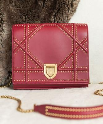 Loving Lately: Dior's Diorama Wallet on Chain