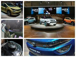 Whats Tata Got In Store For Us Harrier 4x4 H2X EVs And More