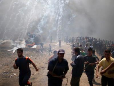 25 Palestinian Protesters Die, Gaza Officials Say, As U.S. Opens Jerusalem Embassy