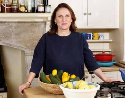 Telegraph columnist Angela Hartnett wins Female Chef of the Year award