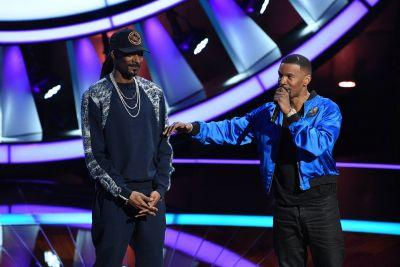 'Beat Shazam' sent Jamie Foxx to game show host boot camp