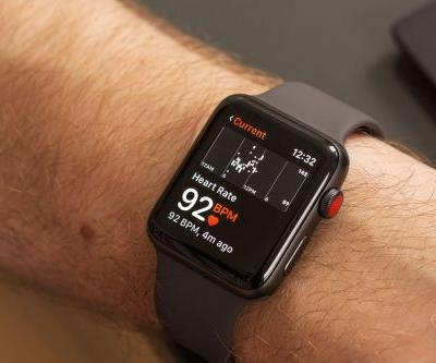 Apple launches study to identify irregular heart rhythms with the Apple Watch