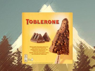 Toblerone ice cream is now a thing and we want it