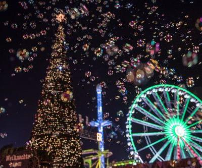 Hyde Park Winter Wonderland London 2017 opening times, dates and ticket information