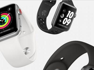 Apple Watch price cut: save $80 on the Series 3 Apple Watch at Walmart