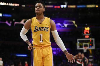 NBA Trade Grades: Lakers trade D'Angelo Russell to Nets for Brook Lopez