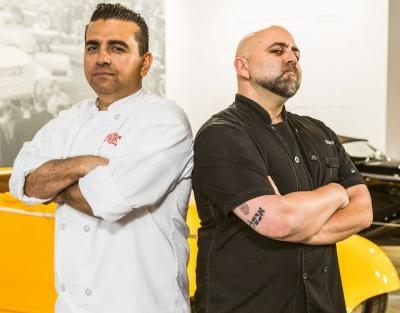 The bizarre Buddy vs. Duff was Food Network's top-rated show of 2019, so it's coming back