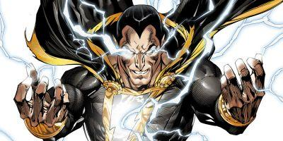 Dwayne Johnson's Black Adam Getting Solo Movie; Shazam is Separate