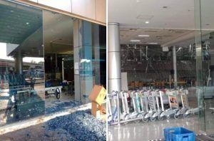 Flights cancelled, Philippine's Clark Int'l Airport remains shut after earthquake