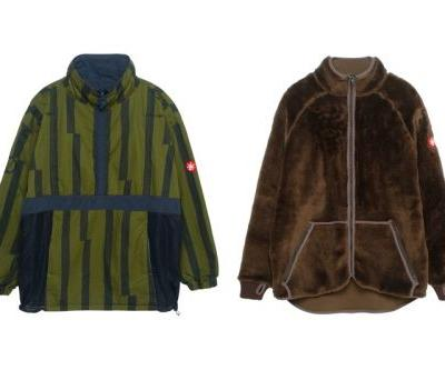 Cav Empt Unveils Earth-Toned Mid-Layers in Fifth SS20 Drop