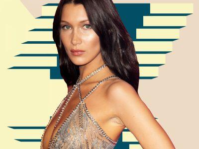 Bella Hadid Is Ready To Take Flight, Thanks To Her Tiny New Tattoos