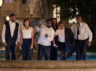 "Jay-Z's ""Moonlight"" Video Remakes Friends With All Black Actors"