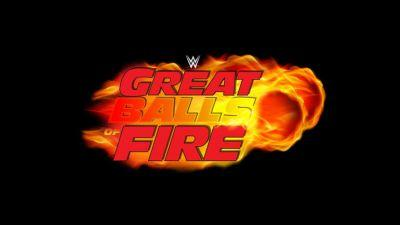 WWE Great Balls of Fire 2017: Results, live blog, updates, card, highlights