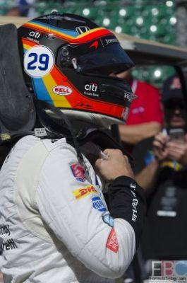 IndyCar - Dixon takes the Pole for the 101st Indianapolis 500 Mile Race