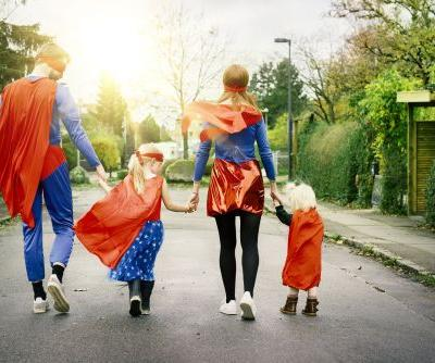 Am I a Bad Mom For Ignoring My Kids' Request For a Family Halloween Costume?