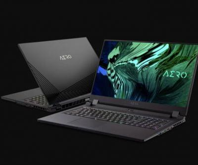 Gigabyte's Aero and Aorus laptops come with RTX 3080 and OLEDs
