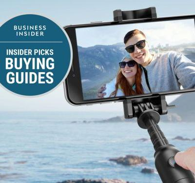 The best selfie sticks you can buy