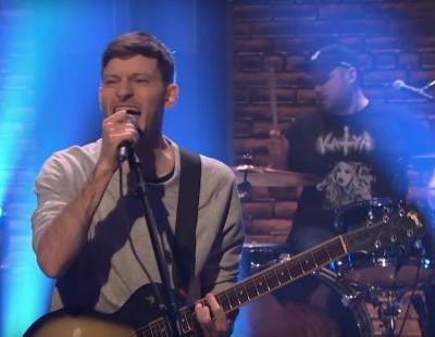 Watch PUP Make Their Late-Night Debut On Seth Meyers