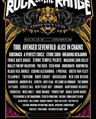 More Maynard For Your Money: Both Tool And A Perfect Circle Are Playing Rock On The Range 2018