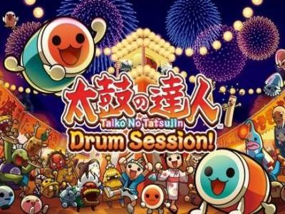 Taiko no Tatsujin: Drum Session Marches Stateside to PS4 This November