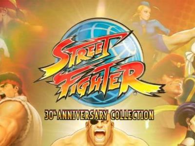Capcom Brings Street Fighter 1, 2, 3, And Alpha To Modern Consoles, Steam In One Collection