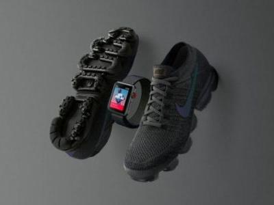 Nike To Launch Limited Edition Midnight Fog Apple Watch Series 3
