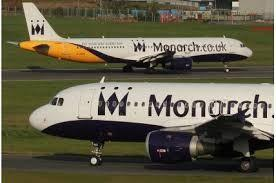 ABTA asks to increase air fares following Monarch's collapse
