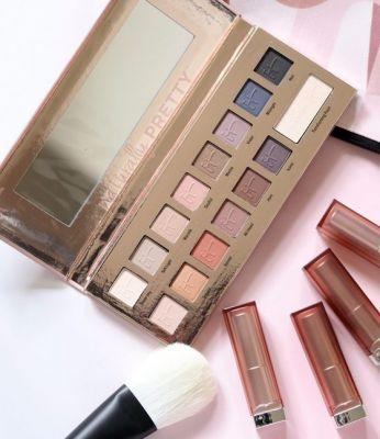 Neat and New to Me: The IT Cosmetics Naturally Pretty Vol 1 Matte Luxe Transforming Eyeshadow Palette
