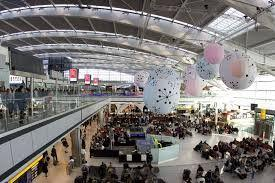 Over 6.5 million passengers passed through London Heathrow Airport in March 2019