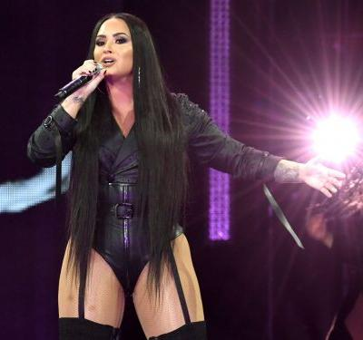 Demi Lovato is giving her fans free therapy - and one woman said it's helped her stay sober for almost 2 years