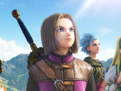 Dragon Quest XI Not Coming to Switch in 2018