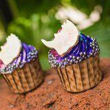 Unicorns, Who? Disney Now Has a Freakin' Iridescent Rhino Cupcake With Edible Glitter