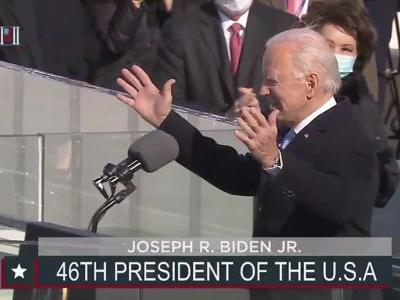 Biden Inaugurated as President; Vows to 'Overcome' COVID-19