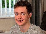 York student has double jaw surgery to give him a new smile