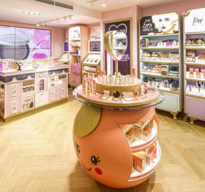Too Faced Is Officially Opening Its First Store In London Today