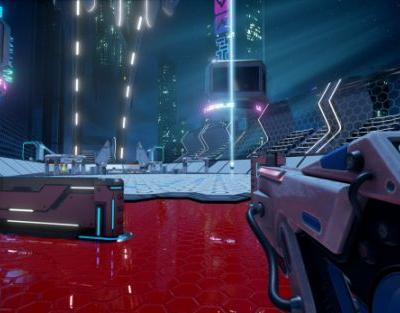 Sports Arena Shooter Elevate Combat League Announced