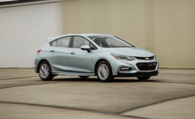 2017 Chevrolet Cruze Hatchback Manual Tested: If Only It Were Interesting