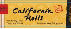 Trader Joe's posts Sushi products Recall for Listeria