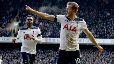 Kane's hat trick gives Tottenham big win over West Brom