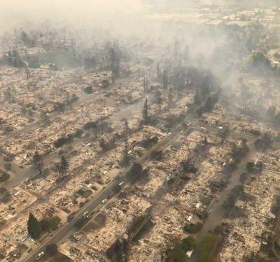 Dentist kills self in ruins of home burned in wine country fires